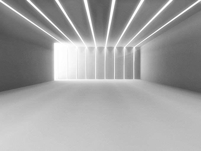 El taglio di luce indiretta led a soffitto da incasso nel