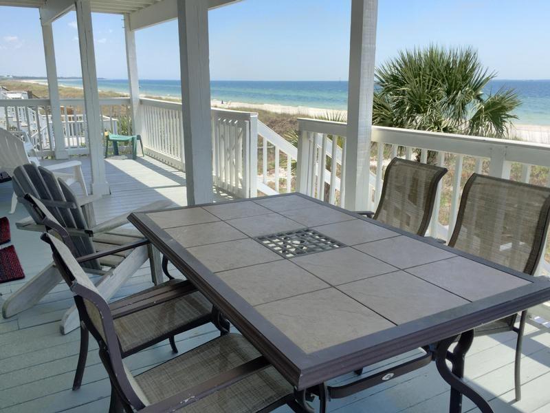 Ocean Paradise - ST JOE BEACH GULF FRONT Vacation Property