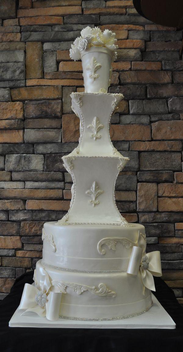 Decorative Fleur De Lis Wedding Pattern Wedding theme. Ideas and ...
