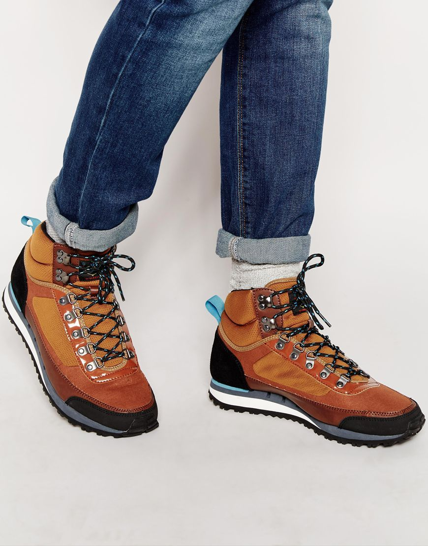 Buy Men Shoes / Fish 'n' Chips From Base London Walking Shoes