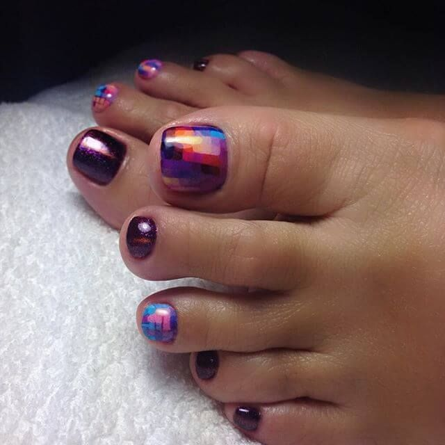 50 Fab Summer Finds Under 50: 50 Cute Summer Toe Nail Design Ideas To Let The Summer Fun