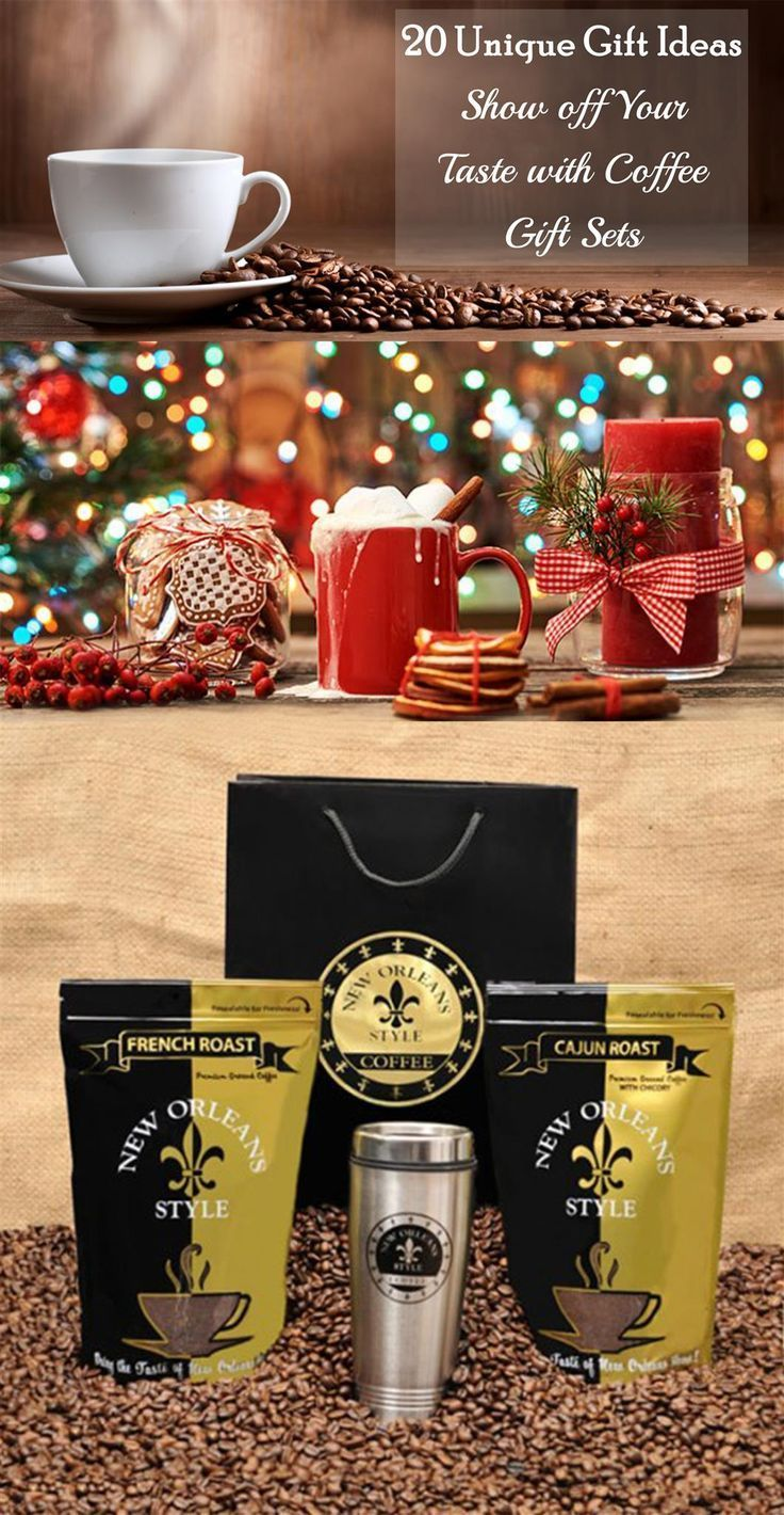 20 unique gift ideas show off your taste with coffee
