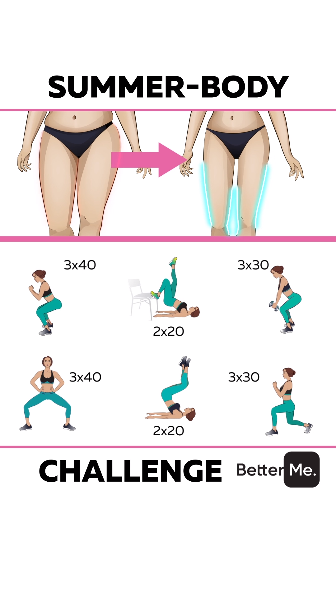 You need only 4 weeks to become slimmer!!! Easy workout to change the body in 1 month!!! It could he...
