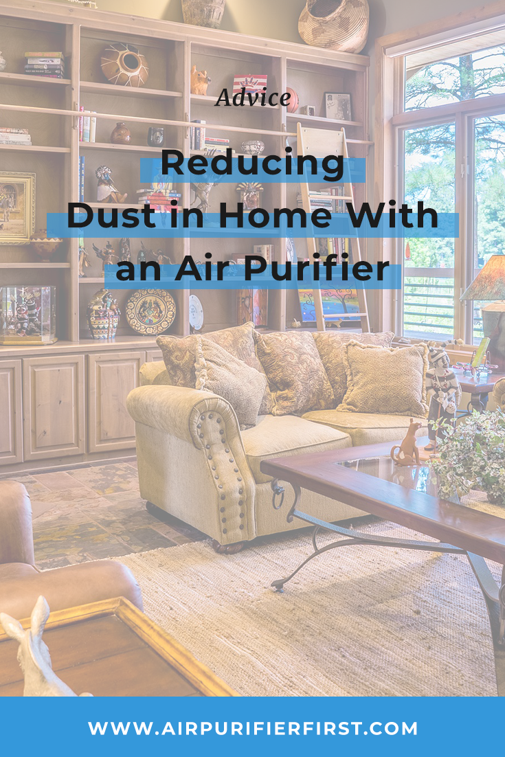 How To Reduce Dust In Home With An Air Purifier With Images