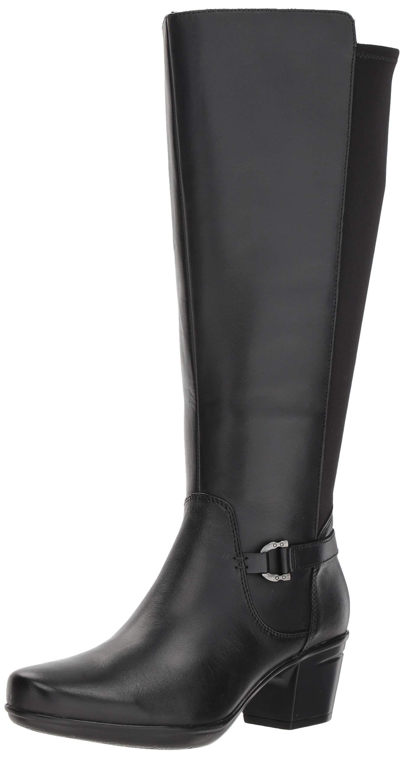 Emslie March Wide Calf Fashion Boot