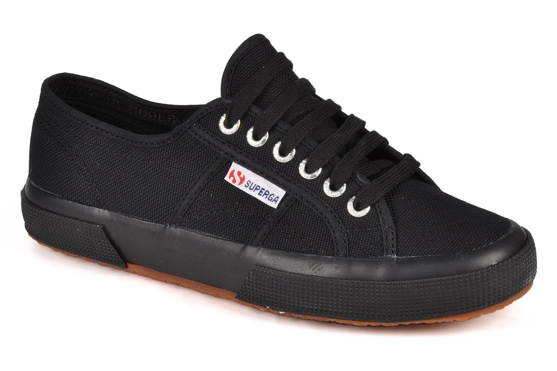 reputable site 3d201 05e4b Zapatillas Superga, Zapatos Caballero, Negro