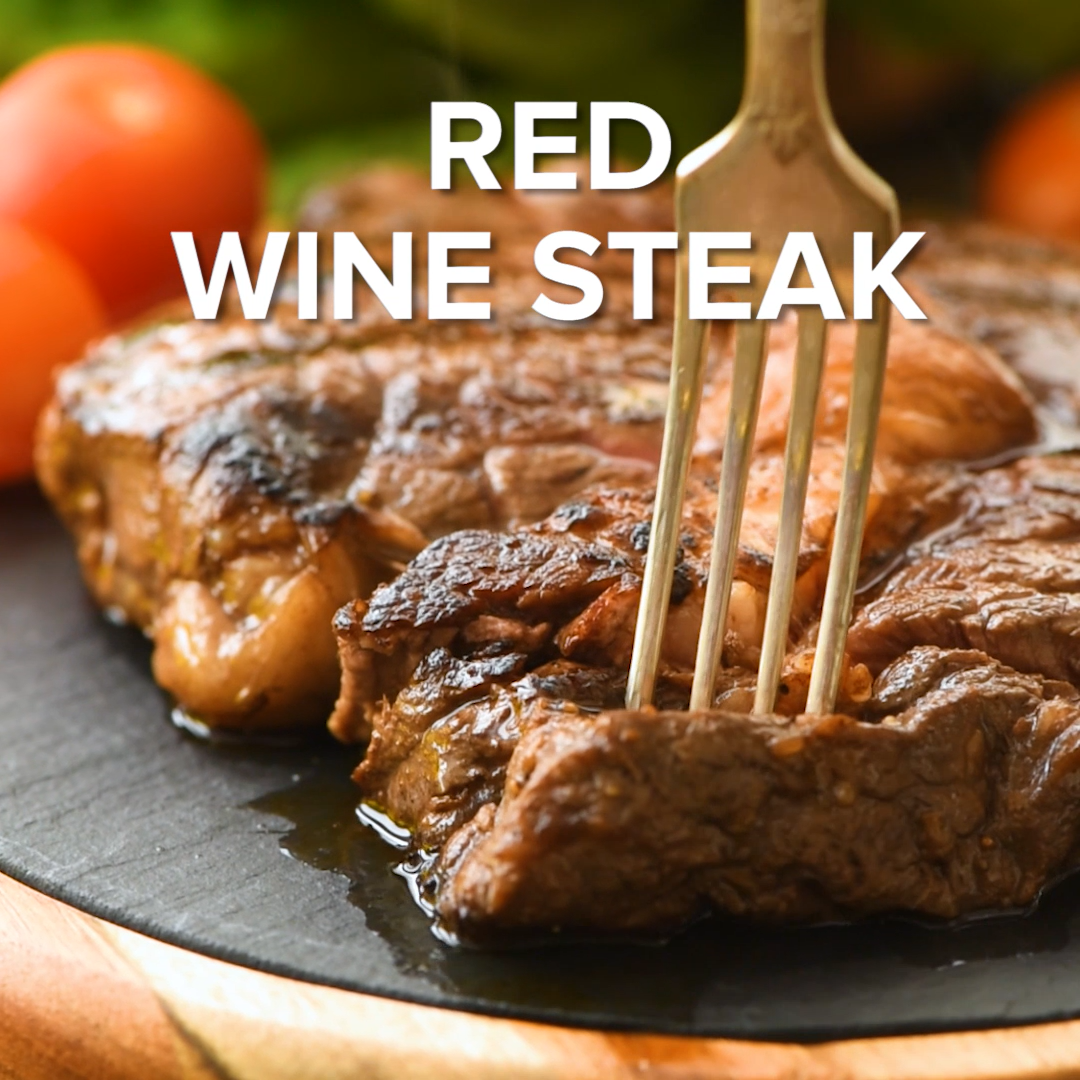 Photo of Red Wine Steak Marinade