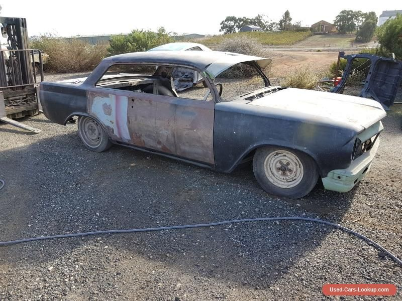 EH holden coupe project car 2 door unfinished project
