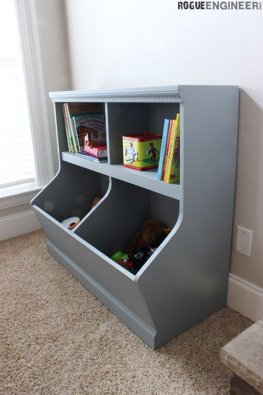 Brilliant Toys Storage Idea 51