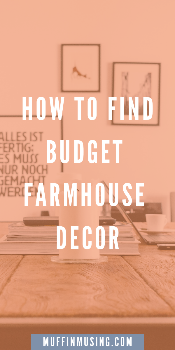Farmhouse Decor on a Budget: Vintage or Antique Shopping Guide images