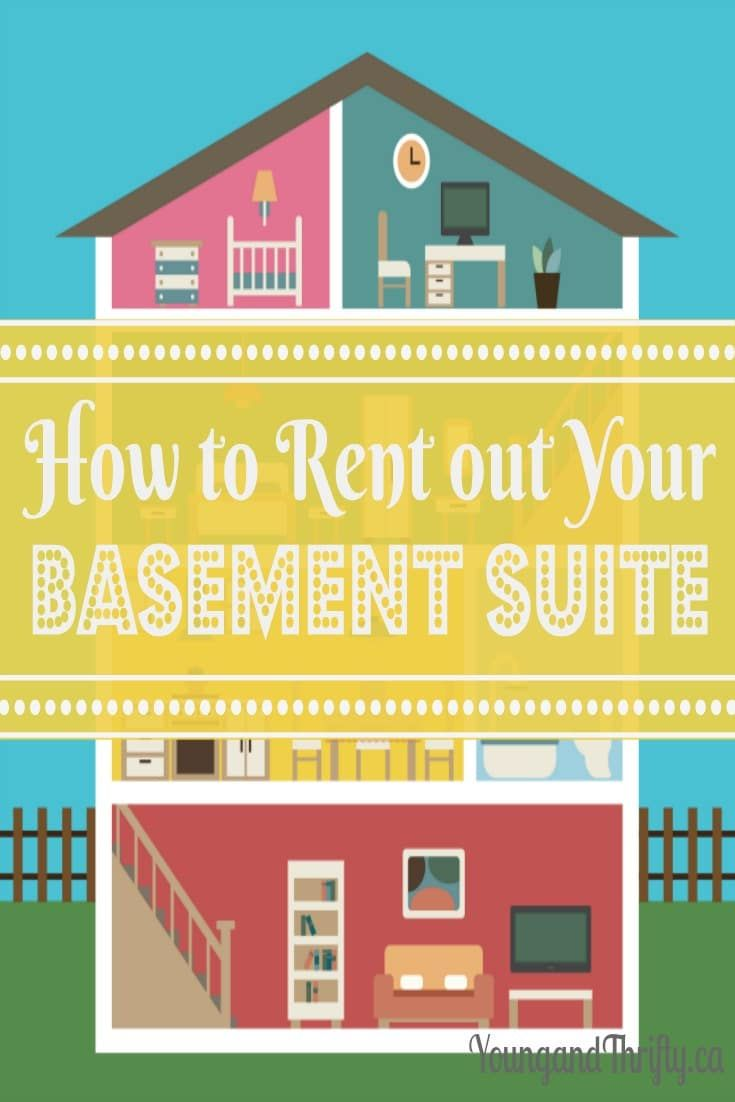 How To Rent Out Your Basement Suite Student Rent Income