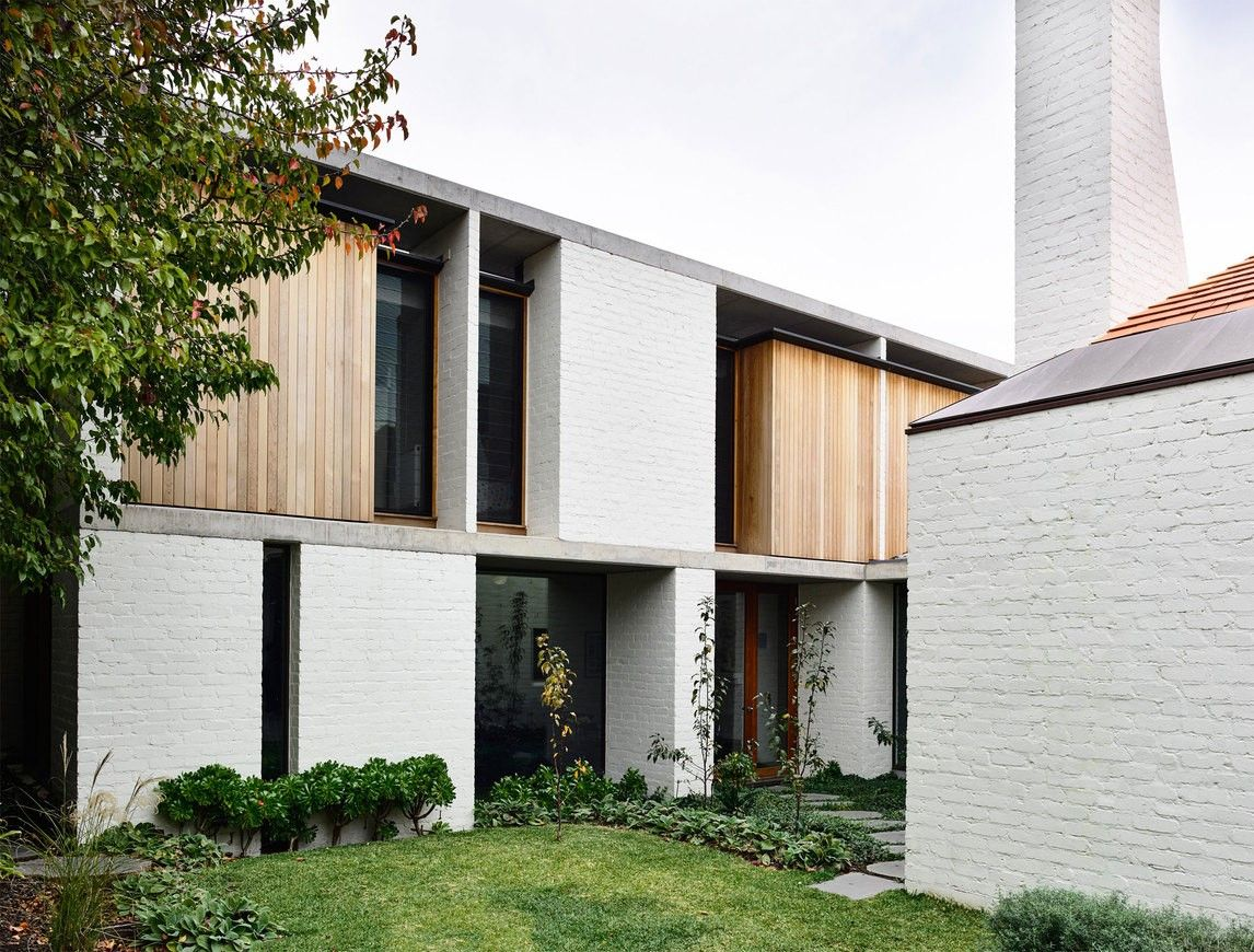 Kennedy Nolan Designs Arts and Crafts Home in Melbourne   Design art ...