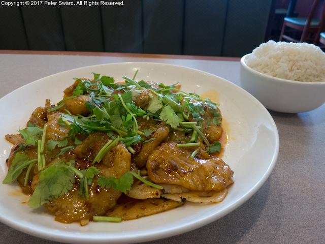The Daily Lunch Shanghai Village Arlington Lunch Asian Cuisine Chinese Restaurant
