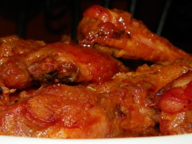 Make and share this Buffalo Wings recipe from Food.com.