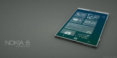 Флагманский Nokia 8 тайно побывал на CES 2017