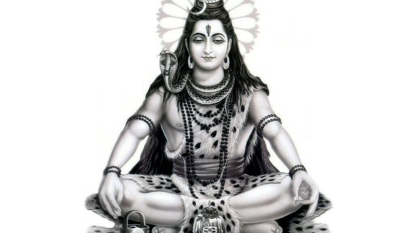 Lord Shiva Hd Wallpapers 1366x768 Images 1 Hd Wallpapers Buzz