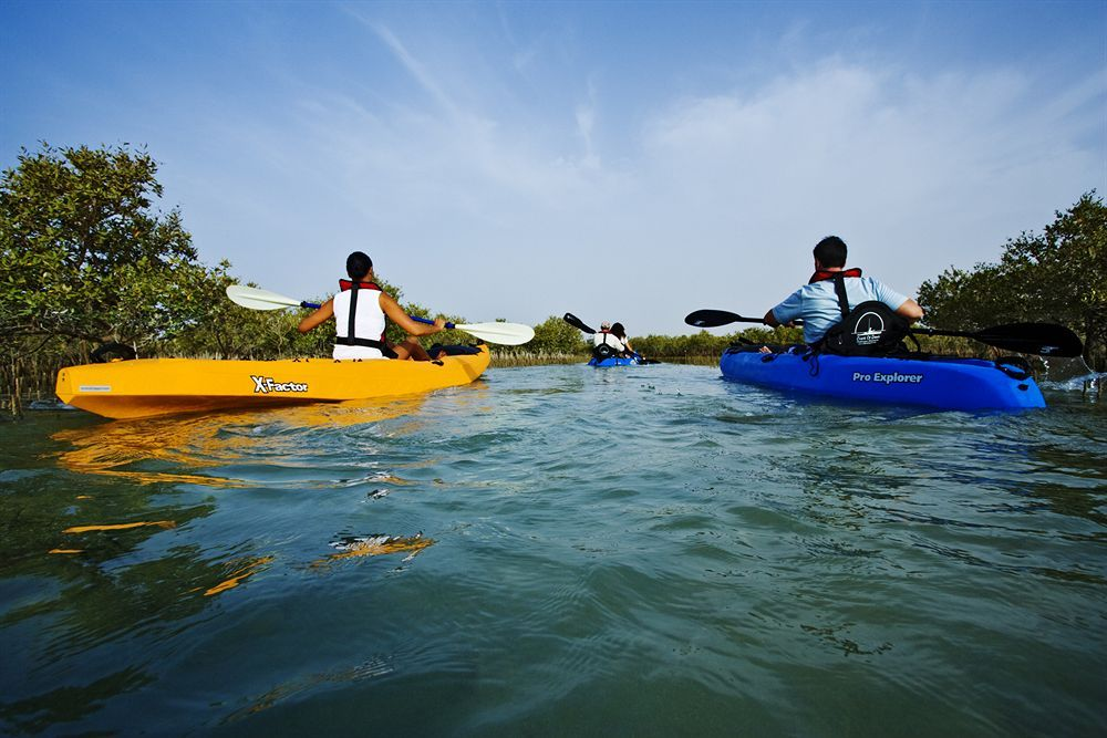 Anantara Sir Bani Yas Island Al Yamm Villa Resort Best Price Guaranteed Resort Villa Island Resort Kayaking
