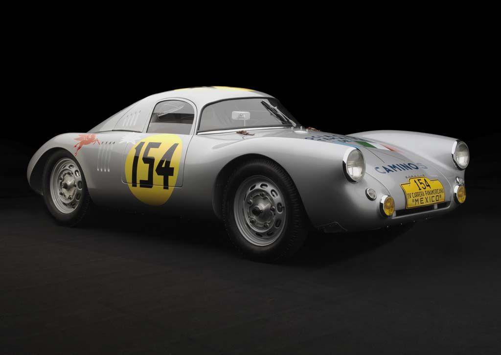 Porsche spider race car. Same kind of car James Dean died in.   Cars ...