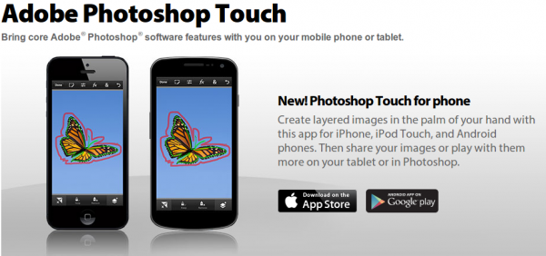 AppsUser Adobe lanza Touch para iPhone y