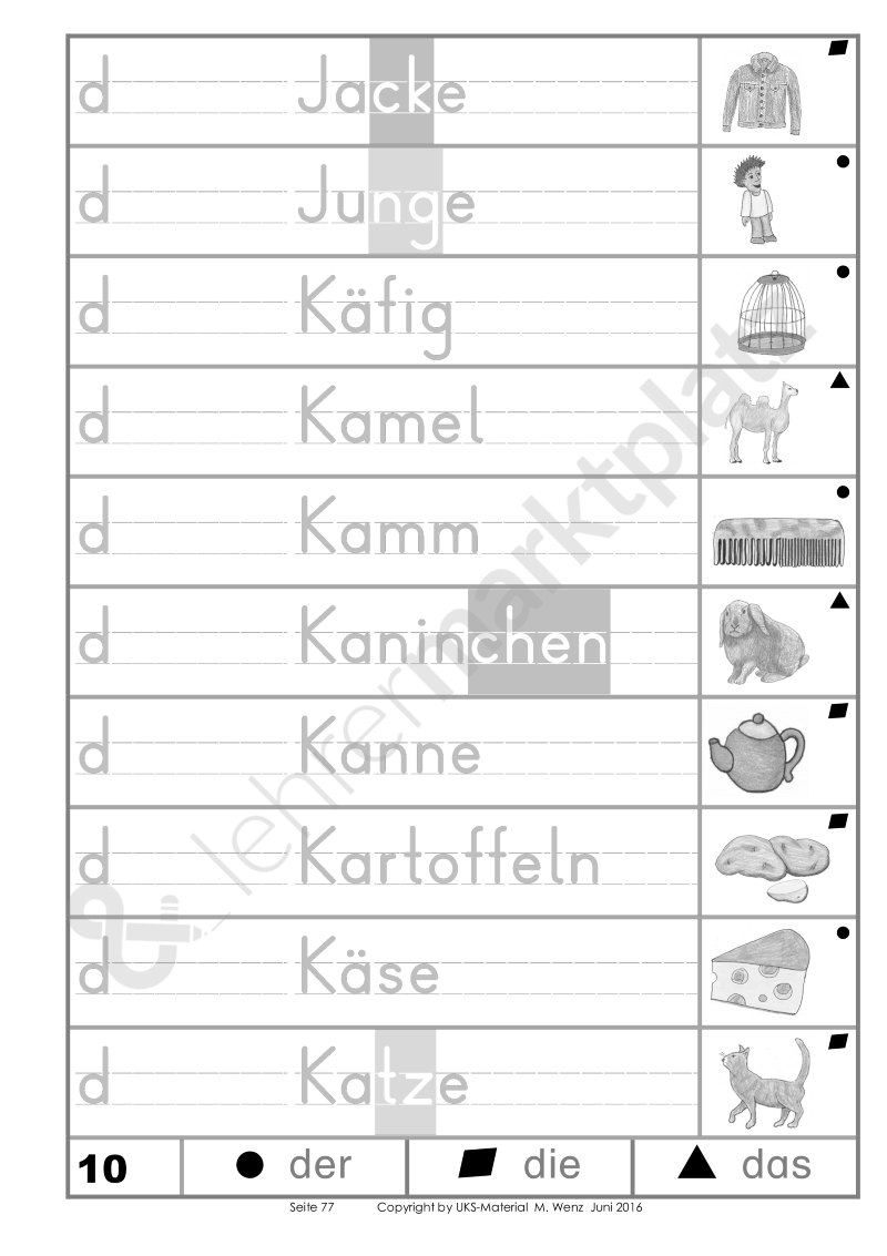 KOMPLETTPAKET Intensivkurs Deutsch 1 und 2 für Migranten - Seite 79 ...