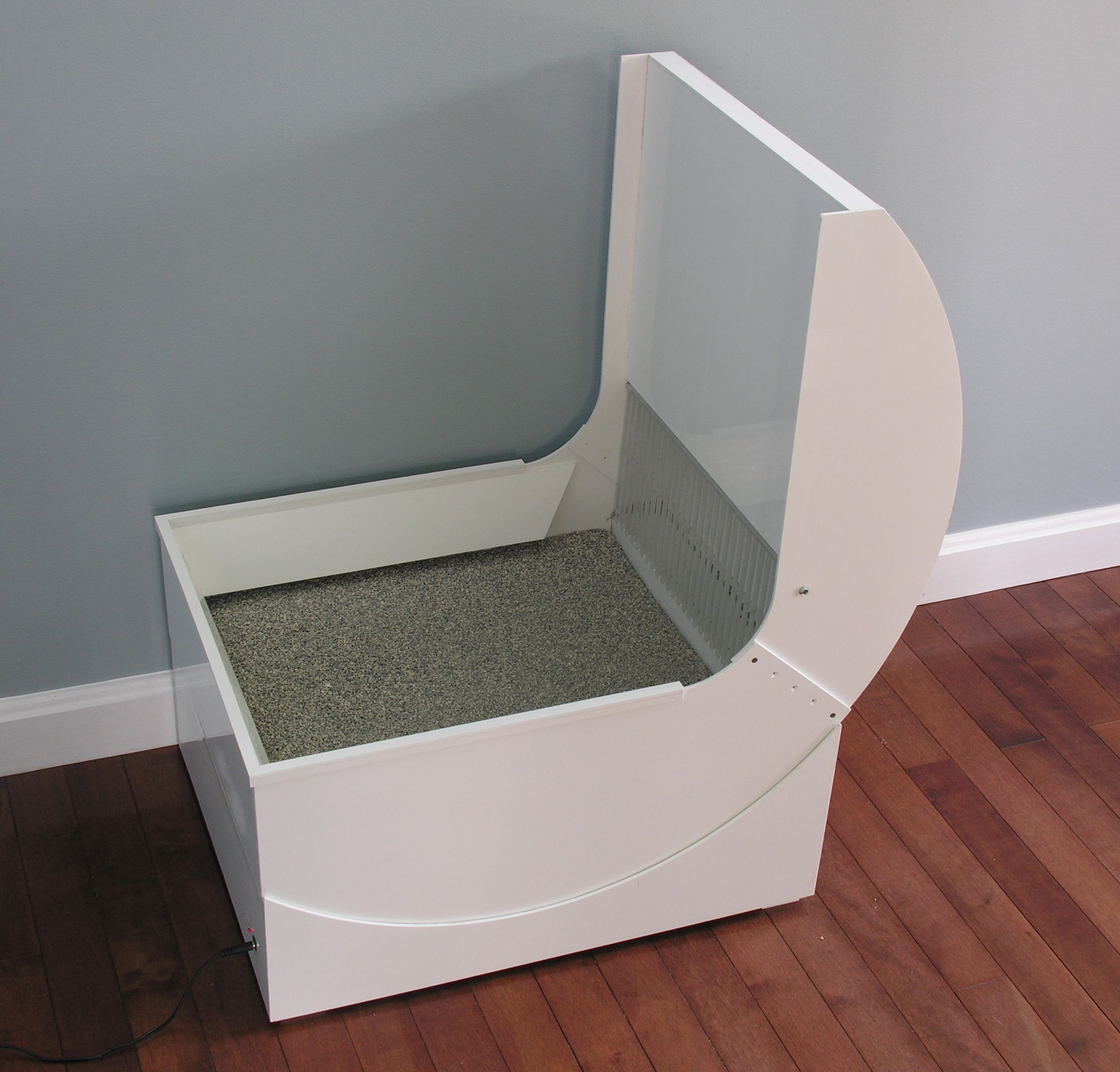 This Is The Best Looking Automatic Litter Box I Ve Seen