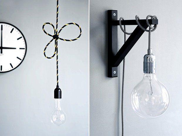 De kuleste DIY-lampene!  - 8 kule lamper du lager selv - Boligpluss.no