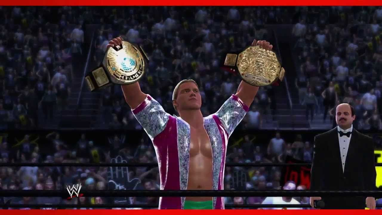 chris jericho (retro) #wwe2k14 entrance and finisher (official