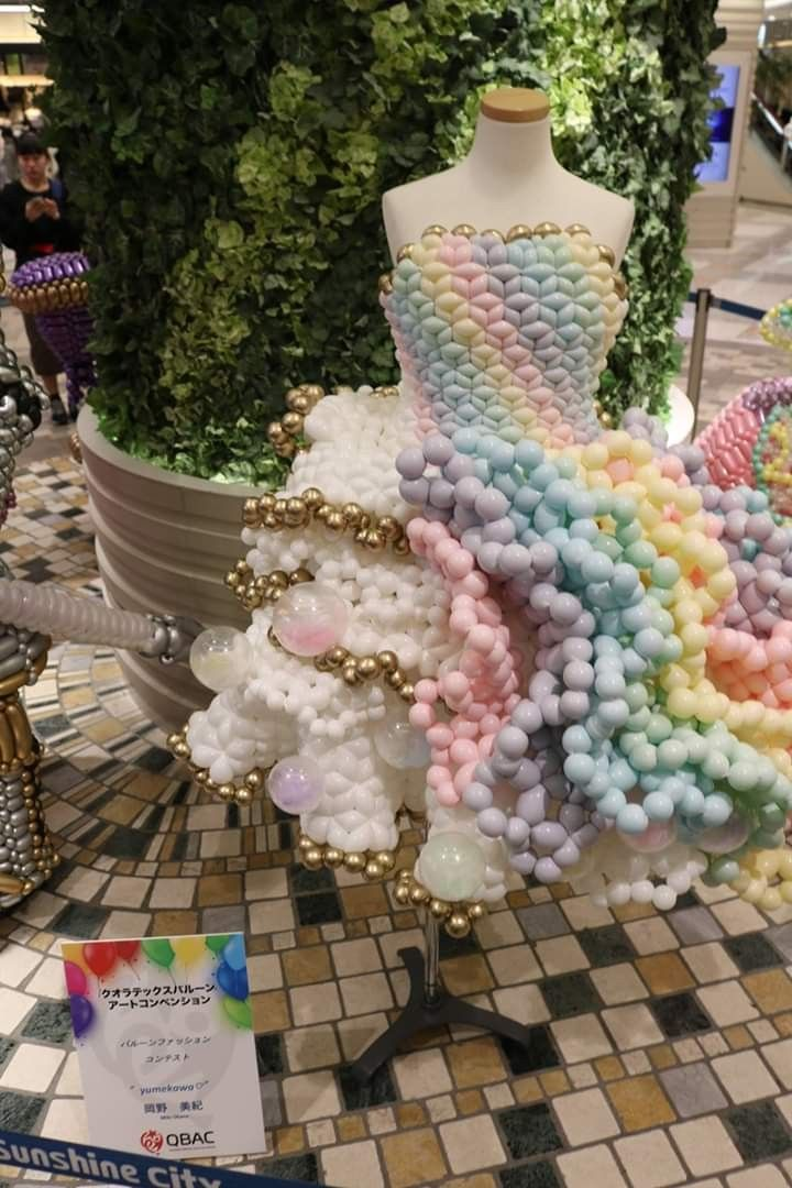 Pin By Agnes Bikie On Balloon Dresses And Costumes In
