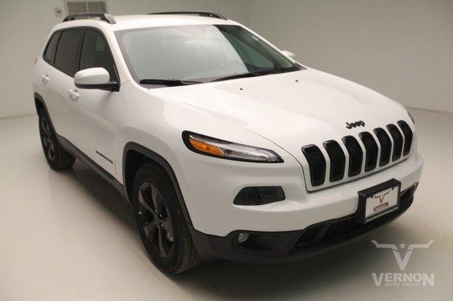 2015 Jeep Cherokee Latitude Altitude 4x4 In Vernon Texas
