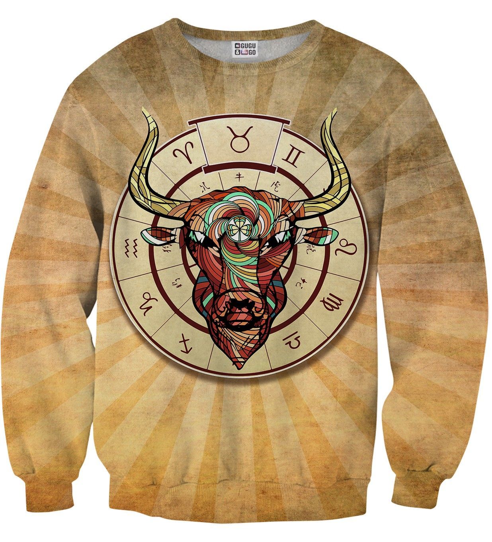 Taurus sweater, Mr. GUGU & Miss GO