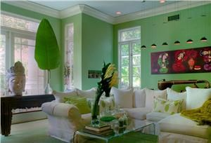 Transitional (Eclectic) Family Room by Tracy Murdock