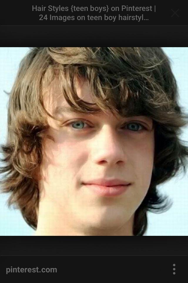 Cute Long Hair For Boys Boys Long Hairstyles Boy Haircuts Long