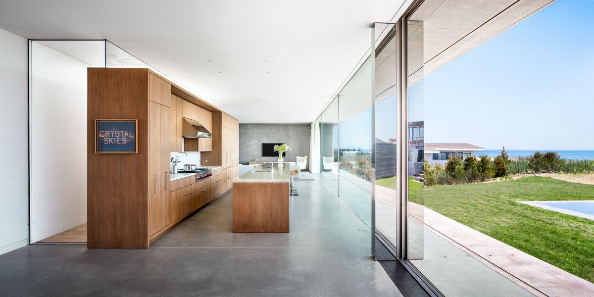 Flying Point House Steven Harris Architects www ...