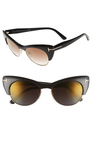 a5331d5dcf98e Tom Ford  Lola  54mm Sunglasses available at  Nordstrom