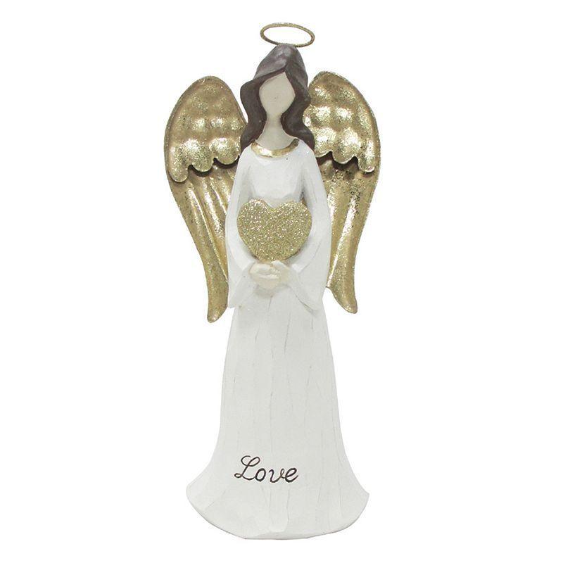 st nicholas squarelove angel heart christmas table decor