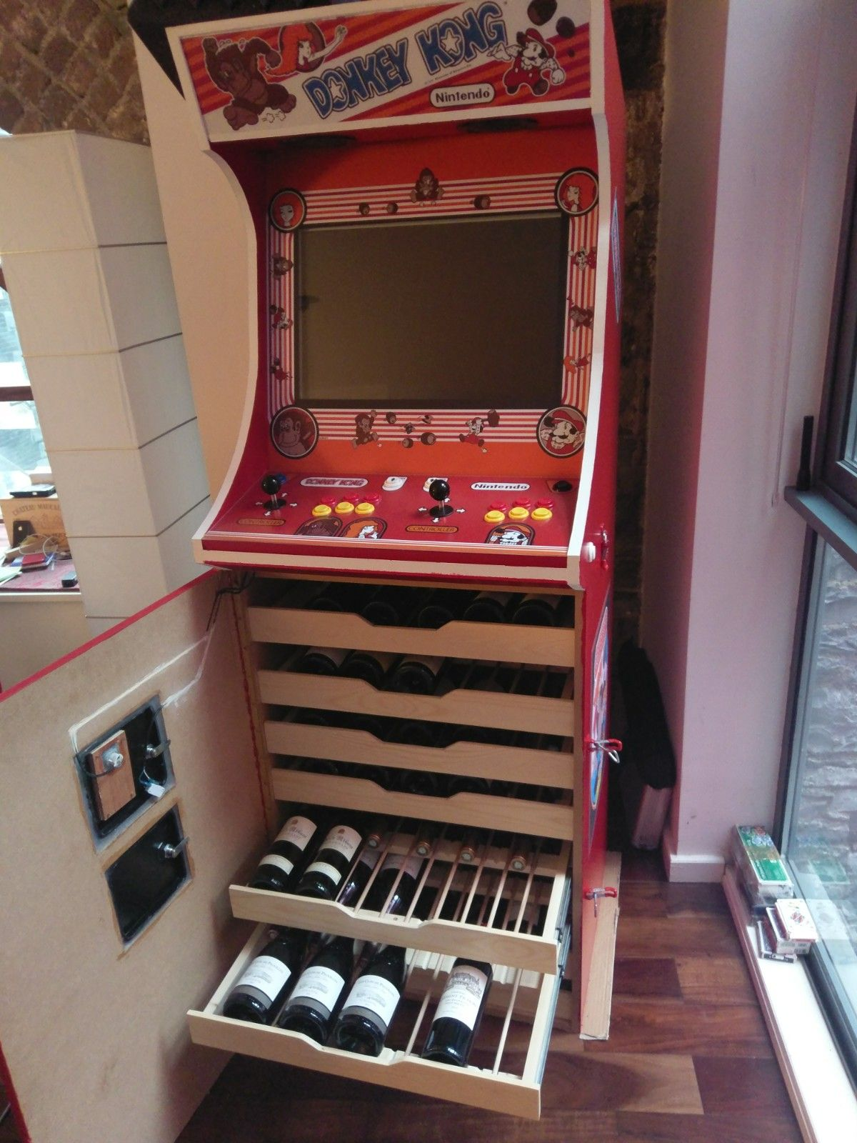 Build Your Arcade Machine In 2020 Diy Arcade Cabinet Arcade Room Arcade