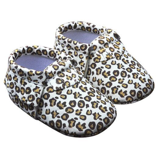 All Kinds of Leopard Soft Sole Loafers Baby Girls Shoes First Walker Prewalkers