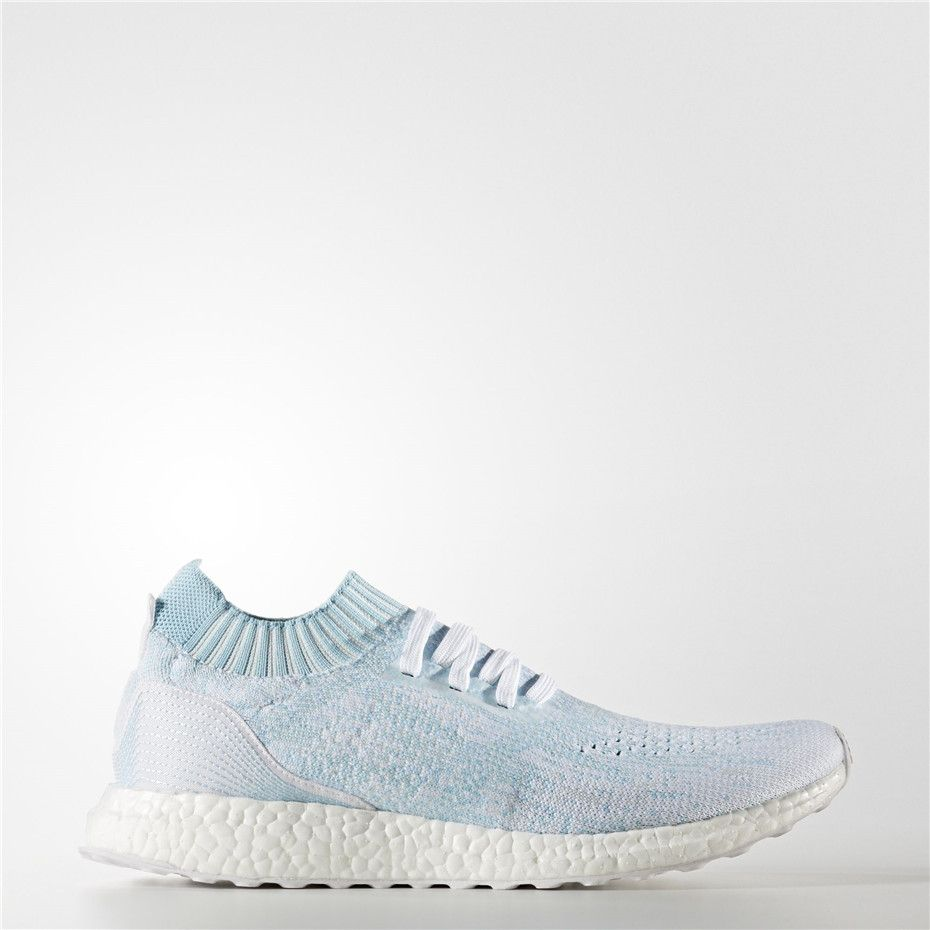3c5538b8908b1 Adidas UltraBOOST Uncaged Parley Shoes (Icey Blue   Running White   Icey  Blue)