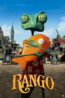 Rango 2011 Rango Full Movie Kids Movies Rango Movie