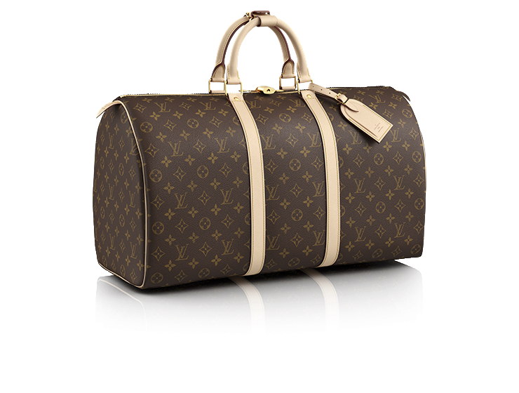 baca8559721a Keepall 50 Mon Monogram - Monogram Canvas - PERSONALIZATION