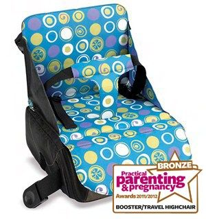 munchkin high chair mid century upholstery fabric travel booster seat best highchair bronze