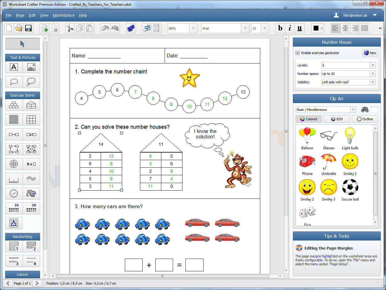 Create Your Own Worksheets Quickly And Easily Make The