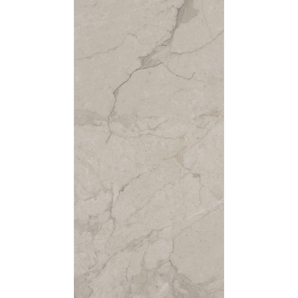 Good TrafficMASTER Allure Ultra 12 In. X 23.82 In. Carrara White Luxury Vinyl  Tile Flooring (19.8 Sq. Ft. / Case)