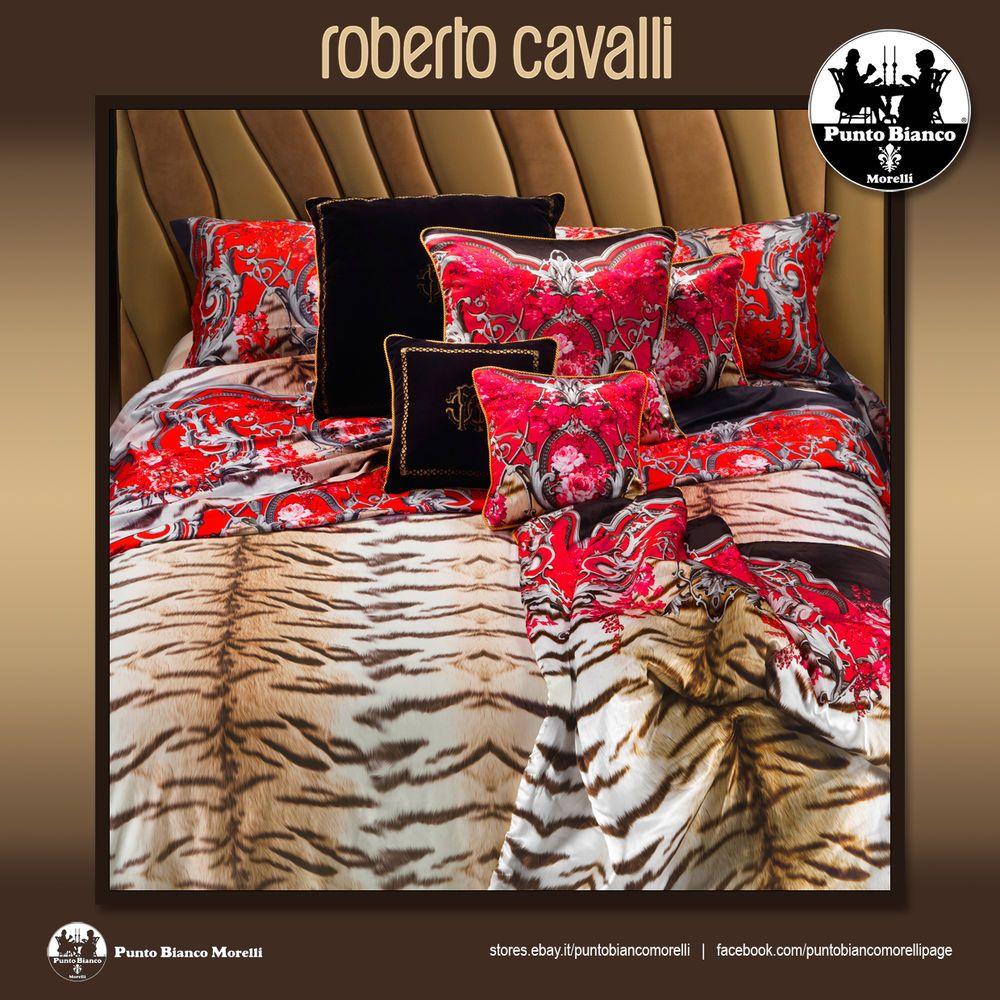 online store 5e14d 80b40 Dettagli su ROBERTO CAVALLI HOME | SAVAGE Piumone invernale ...