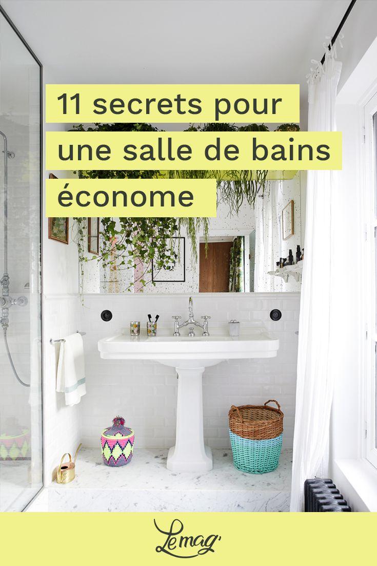 [Eco-gestes] Se prélasser dans un bain moussant, rêver sous une douche bien chaude… Pour vous, éviter les gaspillages d'eau et d'énergie, c'est important, mais vous ne voulez pas laisser tomber vos moments sacr&