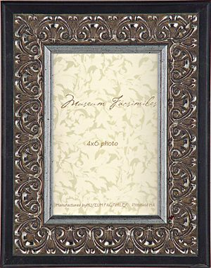 Camelia Silver Leaf Picture Frame With Images Silver Picture Frames Picture Frames Antique Picture Frames