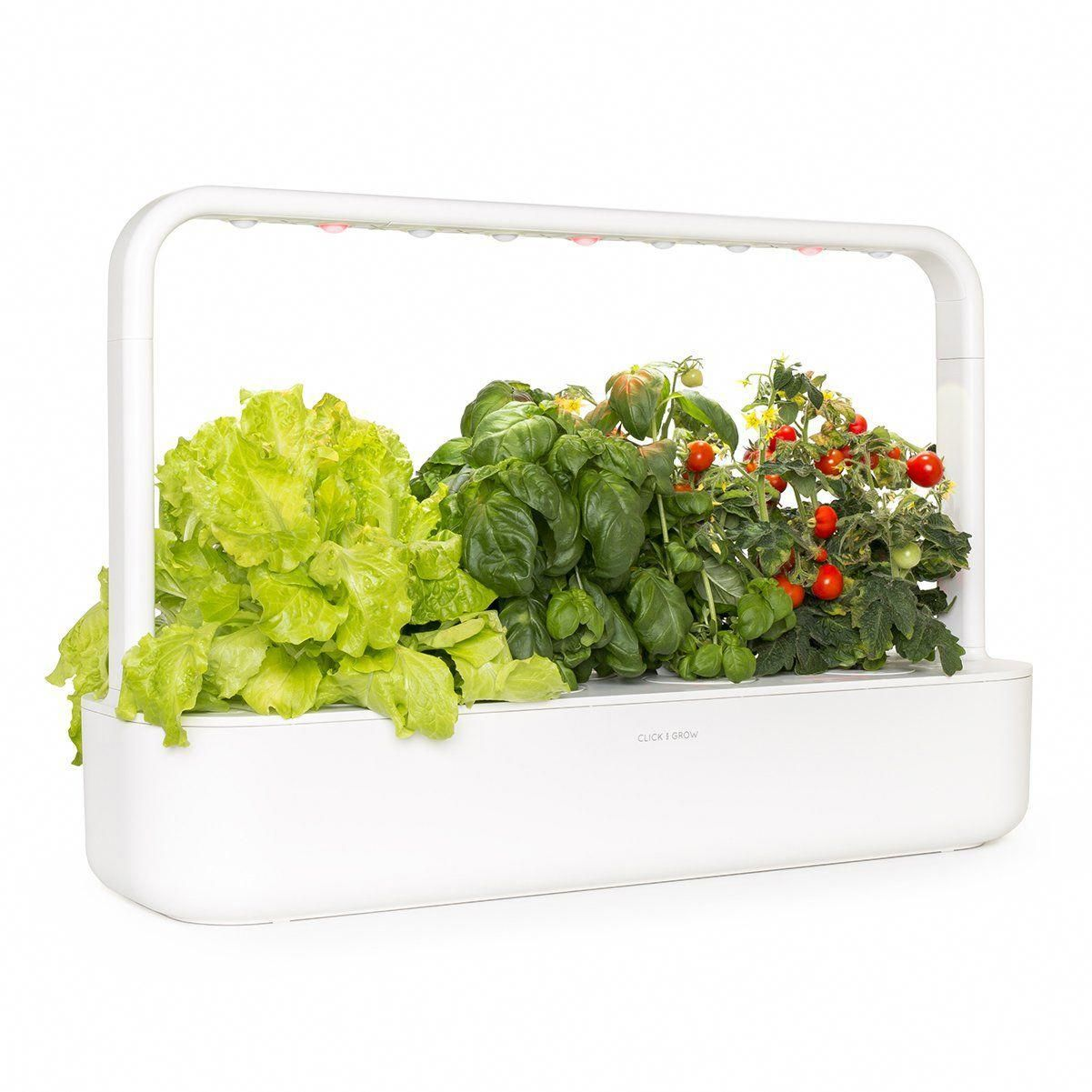 Urban Vegetable Gardening For Beginners: The Smart Garden 9 #indoorgarden #indoorgardening