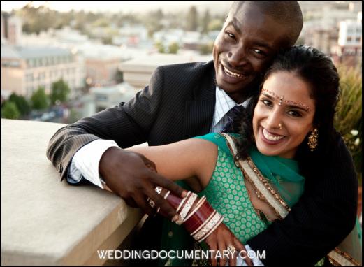 Indian women and black men