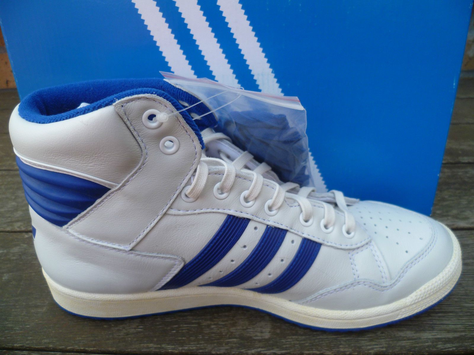 Adidas Pro Conference Hi Vintage Basketball Shoes Trainers Sz7 5 UK G95975  | eBay