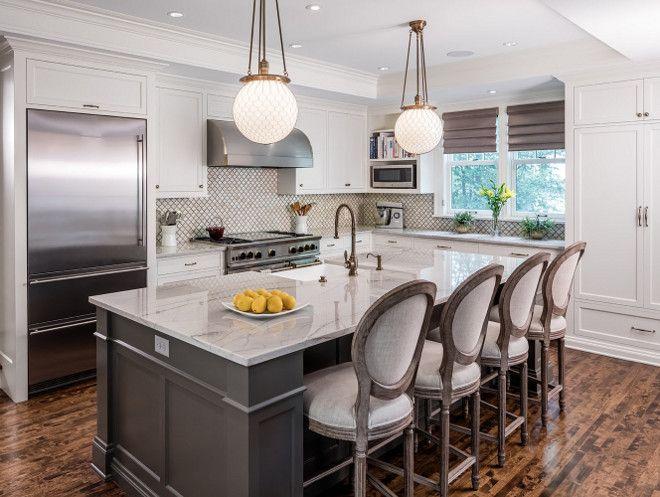New Interior Design Ideas Dark Grey Kitchen Island Paint Color